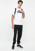 Nike - Nsw just do it swoosh tee - white