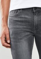 GUESS - Slate skinny jeans - grey
