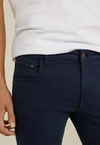 MANGO - Pisa trousers - navy