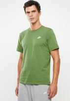 Nike - Nsw club tee - green