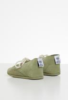 shooshoos - Limerick oxford - green