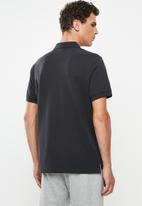 Nike - Nike sportswear Pique matchup polo - black