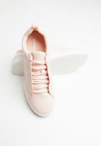Superbalist - Cali core sneaker - blush