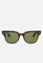 Ray-Ban - Meteor sunglasses 50mm - brown