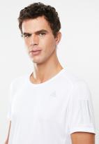 adidas Performance - Own the run tee - white