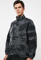 adidas Performance - Must have jacket - grey & black