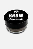 W7 Cosmetics - Brow Pomade - Dark Brown