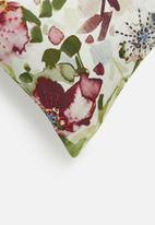 SF Collection - Splendid floral cushion cover - multi