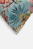 Hertex Fabrics - Everglade cushion cover - tropical