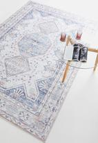Fotakis - Savanah foliage printed rug - multi