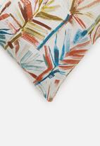 Hertex Fabrics - Palm springs cushion cover - rustic