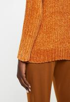 ONLY - Aliza long sleeve pullover knit - multi