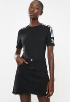 adidas Originals - Adicolour tight tee - black