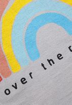 Sixth Floor - Rainbow rug - multi