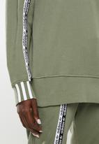 adidas Originals - R.y.v hoodie - green