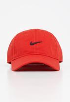 Nike - Nan core heritage 86 cap  - red