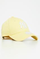 New Era - New York yankees sfy - yellow/white