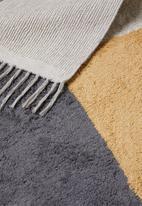 Sixth Floor - Freestyle tufted rug - multi