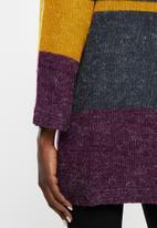 Jacqueline de Yong - Cordelia cardigan knit - multi