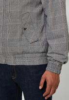 Superbalist - Check harrington jacket - multi