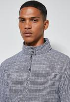 Superbalist - Check harrington jacket - multi