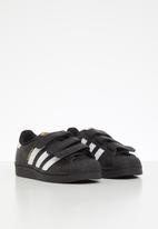 adidas Originals - Superstar cf c - black