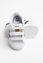 adidas Originals - Superstar cf i - white