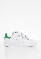 adidas Originals - Stan smith cf i - ftwr white & green