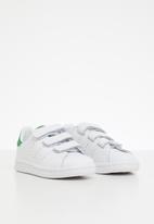 adidas Originals - Stan smith cf c - ftwr white & green