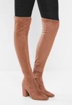 Steve Madden - Rational boot - tan
