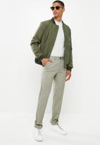 Selected Homme - Brandon tapered pants - green