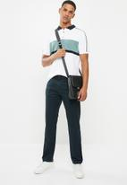 Selected Homme - Luke tapered pants - navy