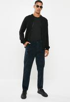 Selected Homme - Phil tapered cord pants - navy
