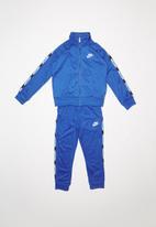 Nike - Nike taping tricot set - blue