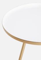 Sixth Floor - Himari table - white
