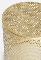 SF Collection - Petra side table - gold