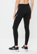 Nike - Nsw legasee swoosh legging - black