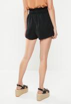 Cotton On - Fen dress shorts - black