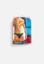Jockey - Trendz single jersey laid on elastic skants - multi