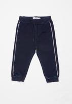 name it - Romeo sweat pant - blue