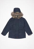 name it - Molea parka jacket - navy