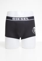 Diesel  - Shawn 3 pack boxers - black
