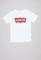 Levi's® - Batwing graphic tee - white