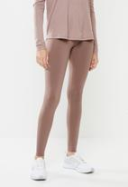 Nike - Nike sculpt victory tights - neutral