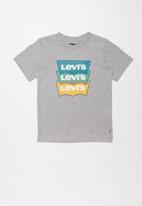 Levi's® - Triple batwing overlap tee - grey