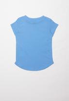 Levi's® - Levi's girls round hem top - blue