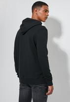 Superbalist - Basic hoodie pullover sweater - black