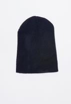 Superbalist - Ted slouchy beanie - navy