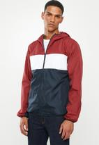 Brave Soul - Massena windbreaker - multi