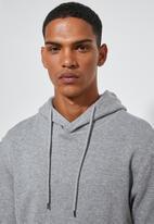 Superbalist - Basic hoodie pullover sweater - grey